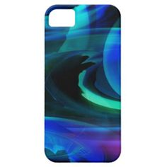 Space N the Blue Planet iPhone 5 case