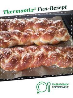 Laugengebäck von Daniela.Kenz. Ein Thermomix ® Rezept aus der Kategorie Brot & Brötchen auf www.rezeptwelt.de, der Thermomix ® Community.