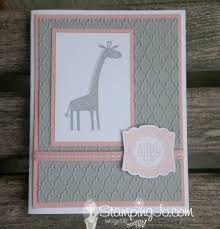 images, stampin' up zoo babies - Google Search