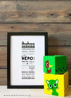 Children's song: Itsy bitsy spider climbed up the waterspout. Postcard posters from € Itsy Bitsy Spider, Kids Songs, Hana, Wall Design, Kids Room, Children, Frame, Inspiration, Song Lyrics