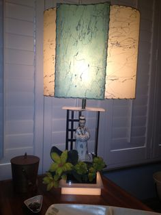 Moss Lamp Mid Century