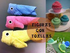 Una selección de consejos para que aprendas cómo hacer figuras con toallas paso a paso de diferentes niveles ¿A qué esperas? ¡Anímate! =)