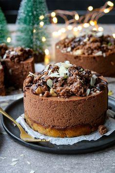 Sweet Recipes, Cake Recipes, Dessert Recipes, Baking Bad, Tasty, Yummy Food, Fancy Desserts, Diy Food, I Love Food