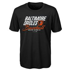 MLB Youth Boys Team Color Short Sleeve Performance Tee  https://allstarsportsfan.com/product/mlb-youth-boys-team-color-short-sleeve-performance-tee/  Officially licensed by the MLB Team and City name on front Moisture wicking tee