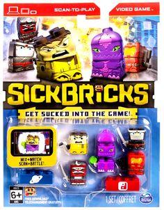 Spin Master Sick Bricks