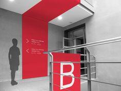 Elisava School of Design Signage on Behance