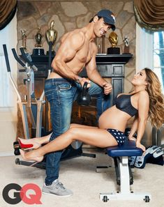 Broncos' Eric Decker and pregnant wife Jessie James - Love Her!