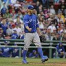Estrada takes no-hitter into Jays hold off Red Sox (Yahoo Sports) Mlb, Hold On, Baseball Cards, Sports, Hs Sports, Naruto Sad, Sport