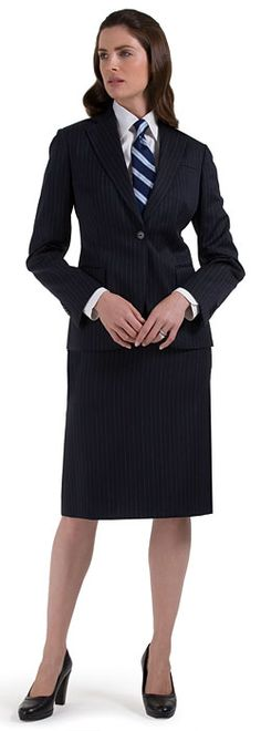 Greyship Women Ties, Suits For Women, Ladies Suits, Men's Suits, Sexy Women, Women Wearing Ties, Secretary Outfits, Business Outfits, Business Wear