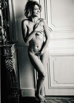 Lea Seydoux by Mario Sorrenti for LUI, September 2013