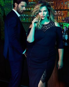 Have you peeped the latest lookbook from ADDITION ELLE ? Check out what they have in store for the holiday season! Plus size Sequins, lace, and a little faux fur? Yes please!  First Look: The Addition Elle Holiday Lookbook & Video! http://thecurvyfashionista.com/2016/10/addition-elle-holiday-lookbook/