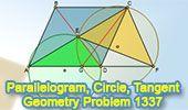 Geometry problem 1337