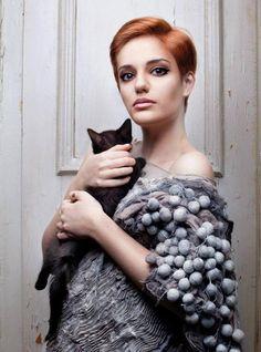 """The Witch's Tales"" for BEAUMONDE Magazine Shoot ""The Witch's Tales"" for BEAUMONDE Magazine  Photo: Guram Muradov  https://www.facebook.com/pages/Guram-Muradov-Photography/179462515409565 Designer: Maka Kakashvili Makeup/Styling: Guram Muradov Models: Qeta Gvinepadze, Luka Chxaidze"