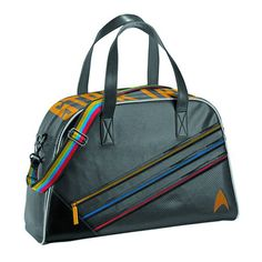 When you beam into danger, take the Star Trek Tech Tote Bag with you and carry all your necessary gear.