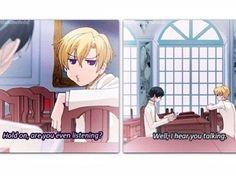 Ouran High School Host Club || anime funny