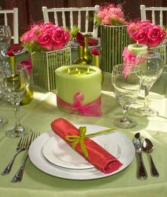 Pink and Green » Wedding Inspiration Blog, Wedding Trends & Tips by Kate Aspen
