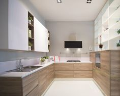 Kitchen scavolini movement - Home And Garden Kitchen Modular, Modern Kitchen Cabinets, Ikea Kitchen, Modern Kitchen Design, Living Room Kitchen, Interior Design Kitchen, Kitchen Furniture, Kitchen Decor, Interior Livingroom