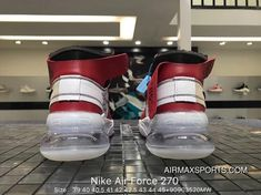 59c9ebbb966 Nike Air Force 270 Collaboration Zoom Air Mid Top Men Running Shoes AH6772- 010 Copuon
