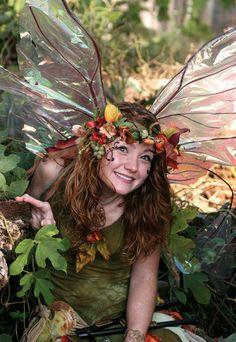 Gothic fairy - fairies Photo