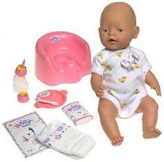 Ting til baby born Maja