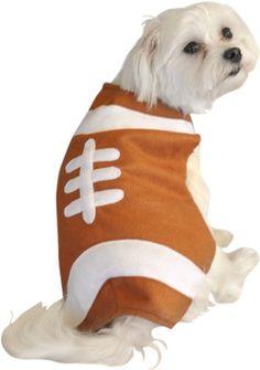189f35251 Pet Sports Football Dog Halloween Costume (Size  « Pet Advertisings Cute Dog  Costumes