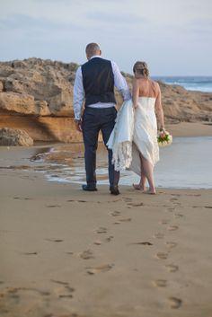 Down on the Beach www.serenity-weddings.com