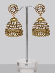 Indian Jhumka Earring