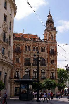 Sevilla, Andalucia, España