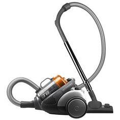 TORNADO - TOT3522 _ Aspirateur sans sac multi-cyclonique - T8 - Une technologie de pointe pour une aspiration continue - La brosse spéciale sol durs / parquet permet d'entretenir en douceur les carrelages, linos, marbres, parquets.. - Flexible pivotant à 360° - Sécurité thermique - Système parking horizontal - Roues souples pour prendre soin de vos sols durs - Coloris orange métal - Puissance 1500 W - Garantie 1 an.