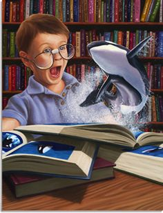 WHEN BOOKS COME TO LIFE BY CHRISTINE KORNACKI