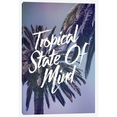 Tropical State of Mind en Affiche premium par Galaxy Eyes Cruise Quotes, Vacation Quotes, Vacation Mood, Vacation Captions, Summer Captions, Beach Captions, Travel Captions, Quotes To Live By, Me Quotes