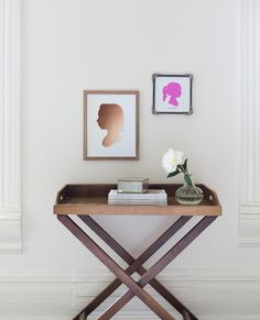Personalize your dream walls with new custom art silhouettes. Capture a favorite face in a fun way by uploading a profile picture of your child, pet or loved one to create a unique silhouette art print from Minted. Available in standard, foil-pressed, or letterpress.