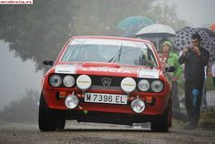 RaceCarAds - Race Cars For Sale » Lancia Beta Coupé Rally