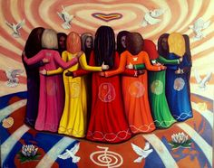 sisters unite now...the time is NOW!