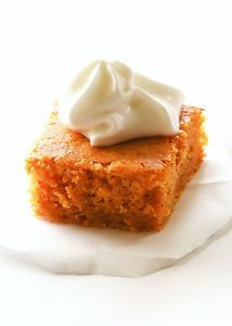 You'll never believe that this Pumpkin Angel Food Cake has only a couple ingredients. Imagine the light and fluffy texture of angel food cake mixed with the fall flavors of pumpkin. It's one of those desserts...