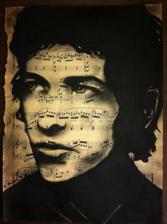 ☆ Bob Dylan :¦: Artist Rebecca Miller ☆