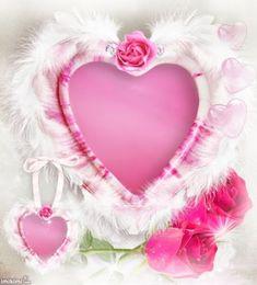 Love Heart... By Artist Unknown...