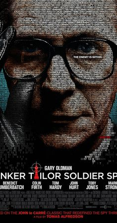 Directed by Tomas Alfredson. With Gary Oldman, Colin Firth, Tom Hardy, Mark Strong. In the bleak days of the Cold War, espionage veteran George Smiley is forced from semi-retirement to uncover a Soviet agent within MI6.