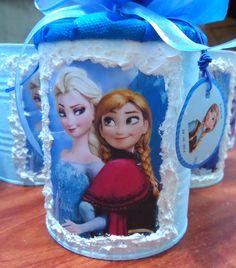 Festa Frozen  Disney Frozen Party DIY -  Ideas - Elsa e Ana