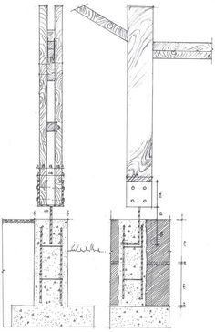 50 Detalles constructivos de arquitectura en madera,vía © Bergen School of Architecture