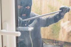12 Security Tips for Living Alone Safely Smart Home Security, Security Tips, Security Cameras For Home, Living Alone Tips, Cheap Windows, Home Surveillance, In Case Of Emergency, Tutorial, Crochet