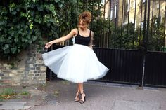 THE TULLE