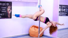 Flatline Scorpio is a basic Pole dance element that you can easily learn following our Pole dance video tutorial. How to Do Flatline Scorpio Go into a split grip butterfly position, hook one leg (at the hollow of your knee) and straighten the other one. Move your inside arm lower on the pole. Grip the pole …