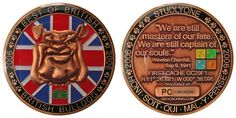 British Bulldog (Copper)