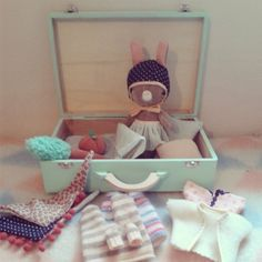 The  Easter Bunny box deluxe version.  Make your our by meeniak, $100.00