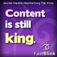 Social Media Marketing Tip #125