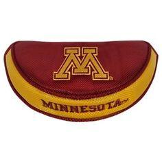 Team Effort NCAA Golf Mallet Putter Cover - University of Minnesota