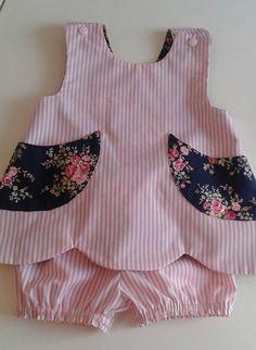 Baby Dress Design, Baby Girl Dress Patterns, Frock Design, Little Girl Dresses, Girls Dresses, Kids Frocks, Toddler Dress, Kids Outfits, Kids Fashion