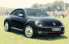 Volkswagen Fender edition Beetle