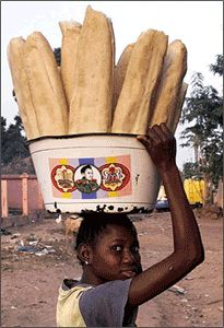 african bread - Google Search